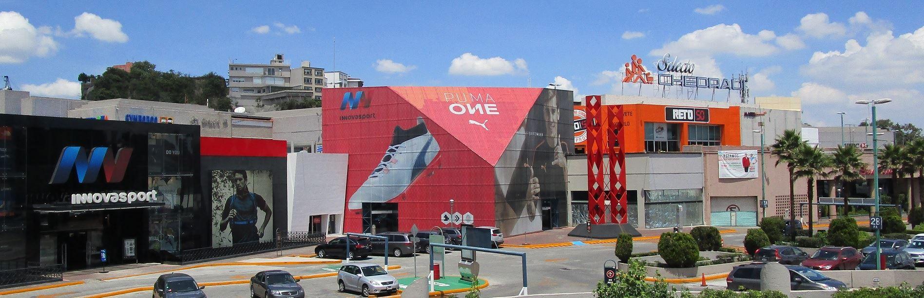 Visítanos Centro Comercial Interlomas