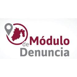 Módulo De Denuncia Express Centro Comercial Interlomas
