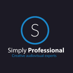 Simply professional Creative audiovisual experts