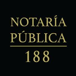Notaría Pública 188 del Estado de México